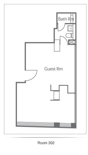 Stanley Oriental Hotel Room 302